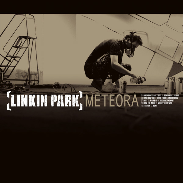 LINKIN PARK - Meteora (Bonus Track Version) Cover