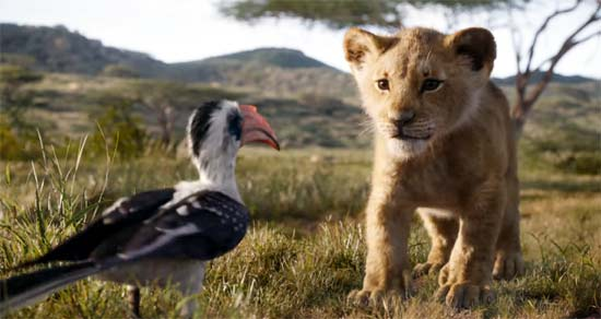 Lion King New Trailer