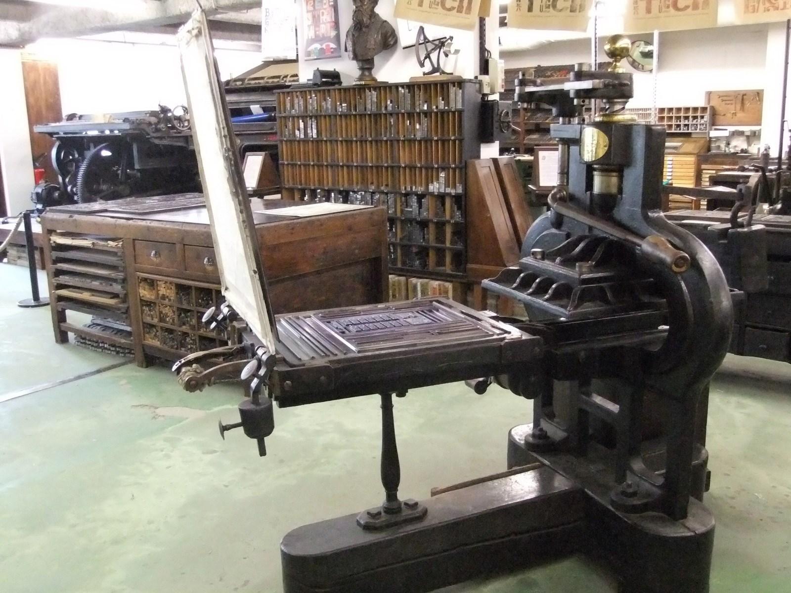 Le blog du bibliophile des bibliophiles de la for Plans d imprimerie