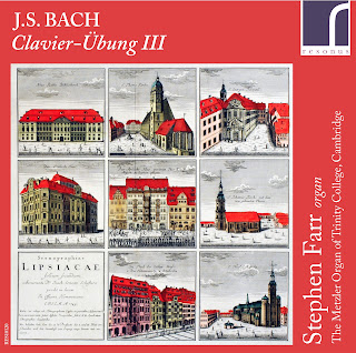 Bach - Clavier Übung III : Stephen Farr - Resonus Classics RES10120