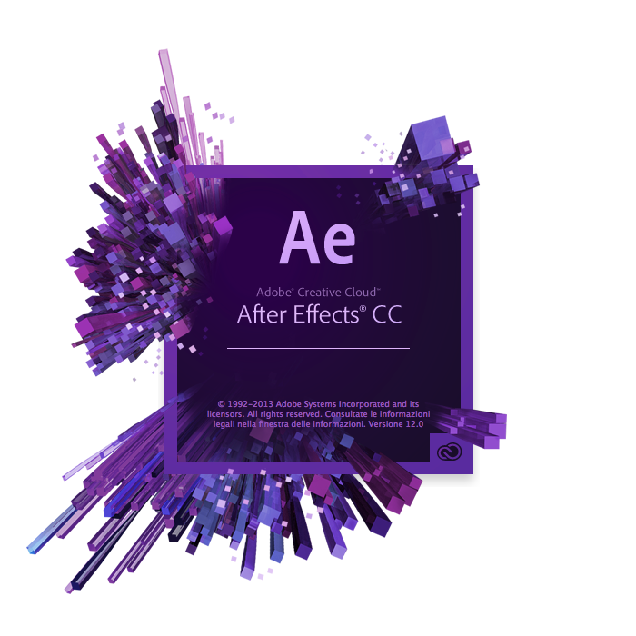 Adobe After Effects CC 12
