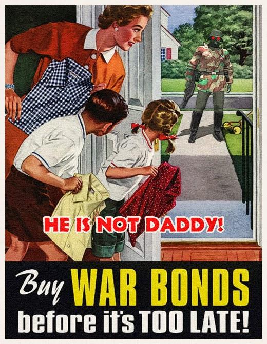 War Bonds - Segunda Guerra Mundial