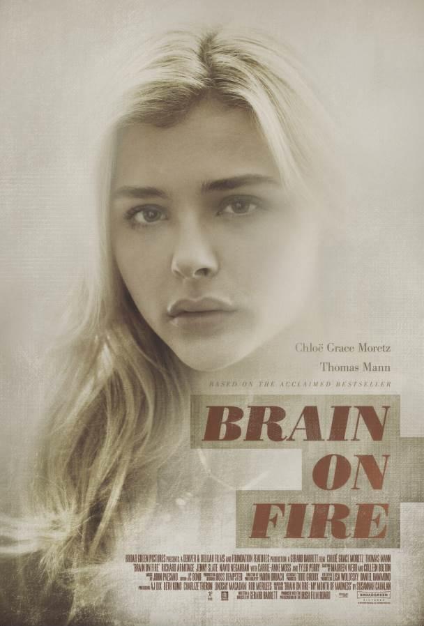 Brain on Fire 2016 - Full (HD)