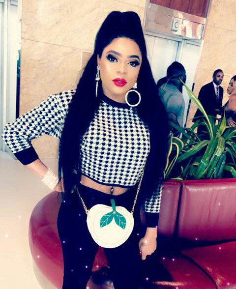 Bobrisky has reacts to Wizkid's baby mama, Shola Ogudu