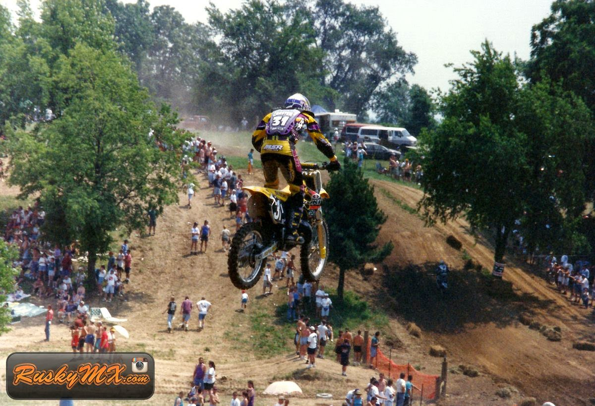 Barry Carsten - Red Bud 1996