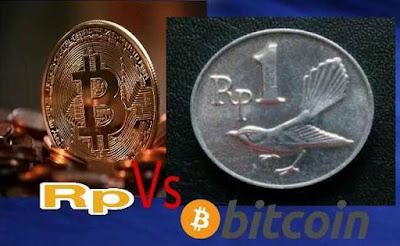 Nilai tukar bitcoin