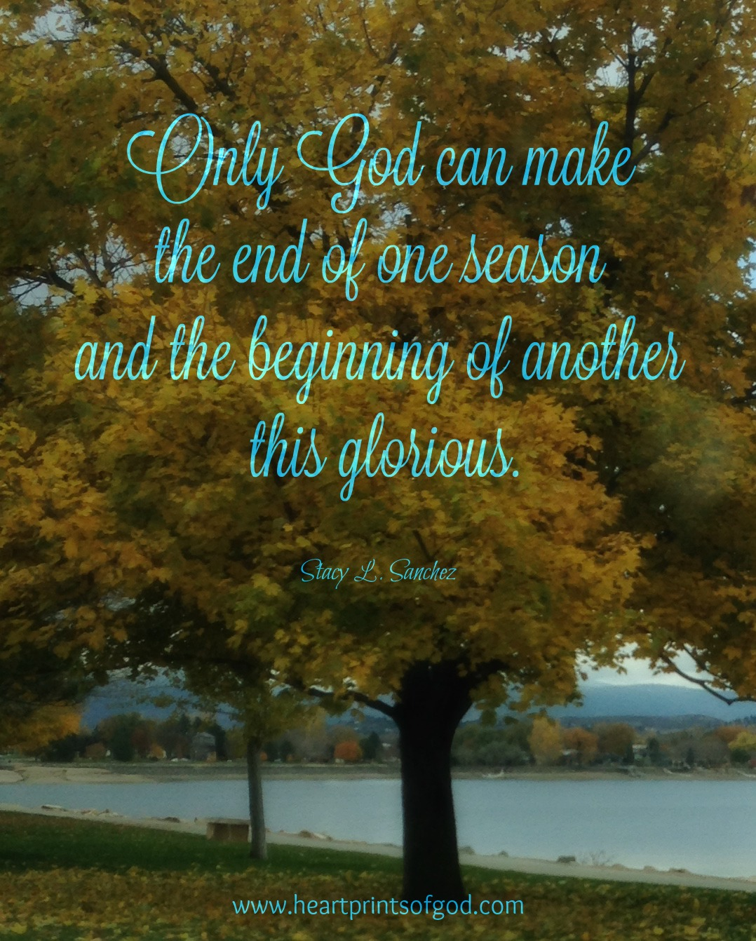 Heartprints Of God: The Beauty In Beginning Again~