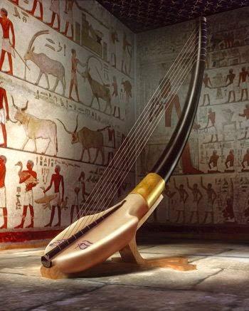 el arpa leyenda mito
