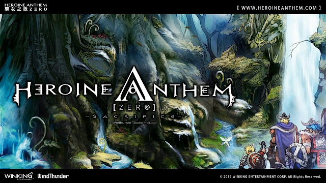 Download Game PC Heroine Anthem Zero – PROPHET