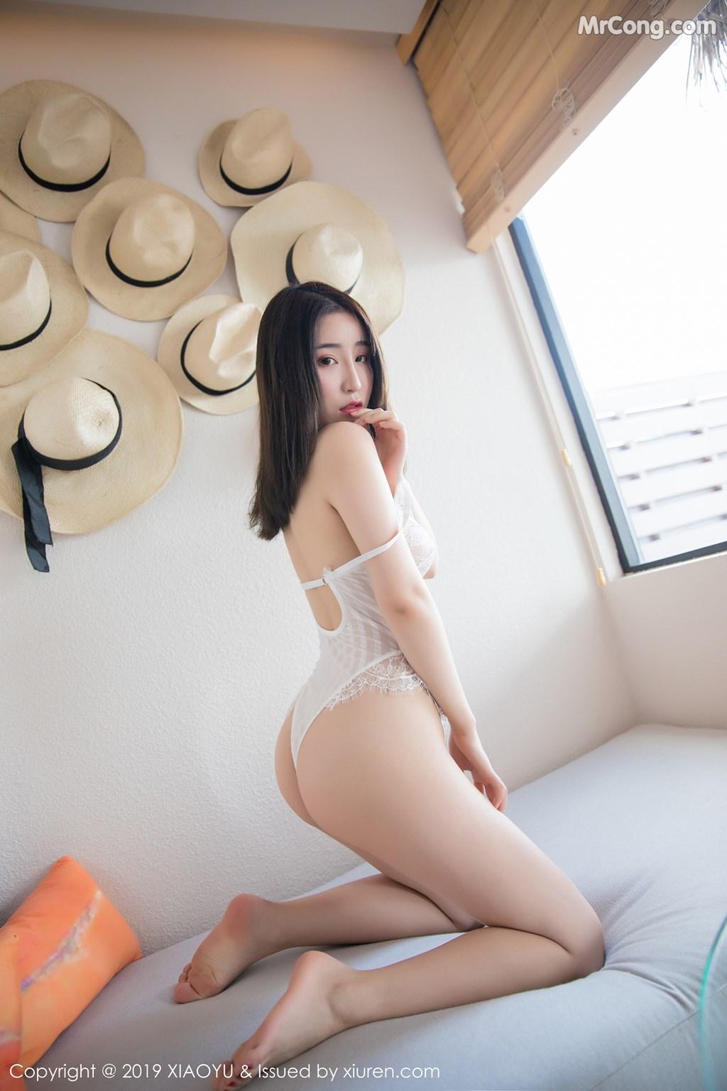Image XiaoYu-Vol.147-Cherry-MrCong.com-005 in post XiaoYu Vol.147: 绯月樱-Cherry (66 ảnh)