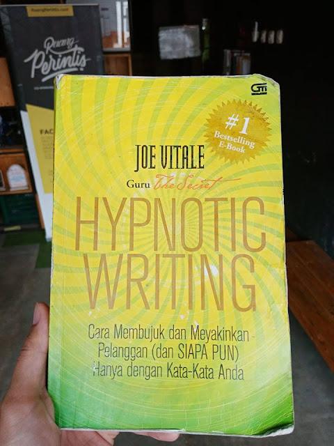 Inilah Hebatnya Hypnotic Writing yang Wajib Anda Tahu