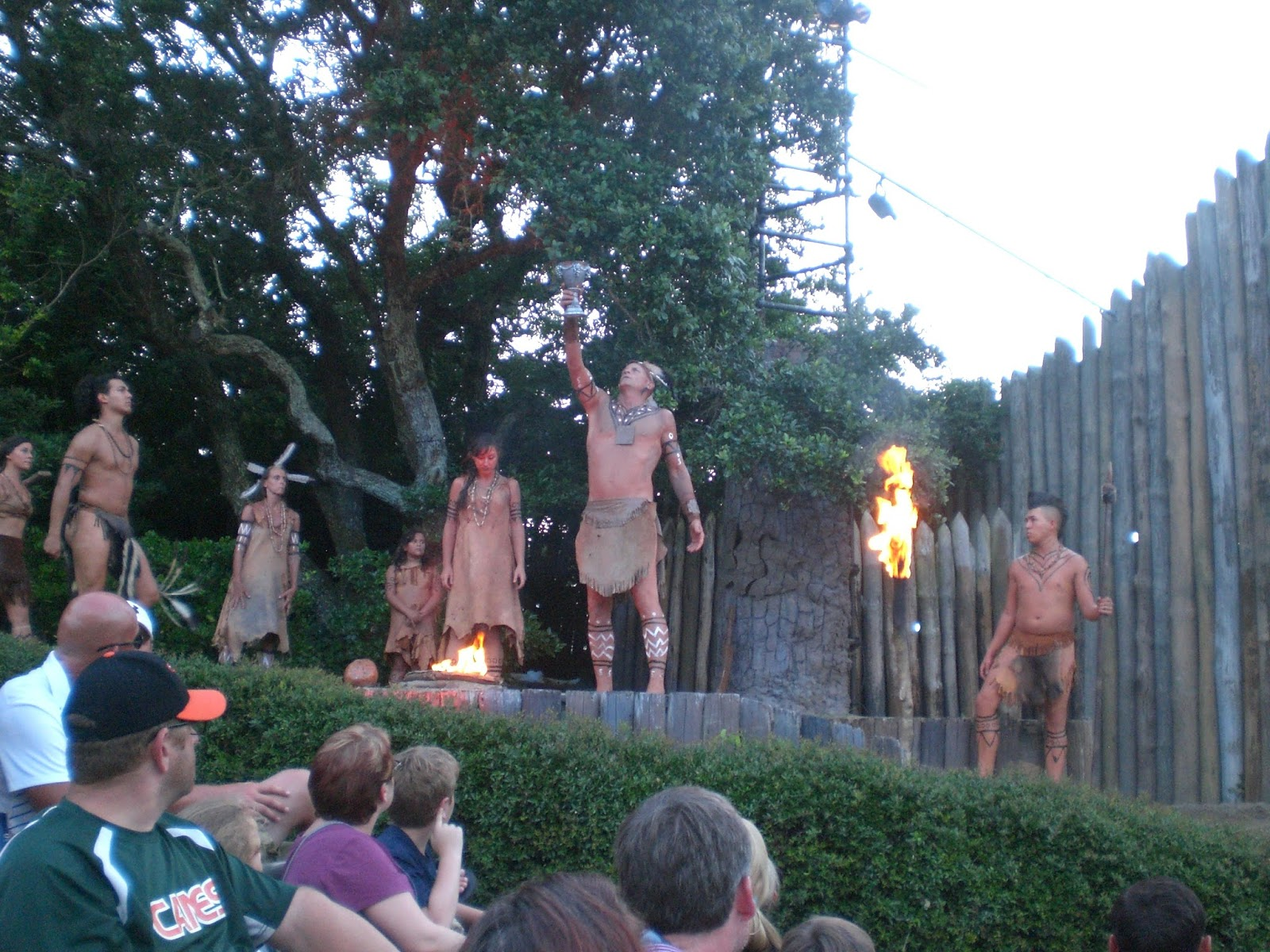 Travel nc with kids the lost colony outdoor drama in for Outdoor drama