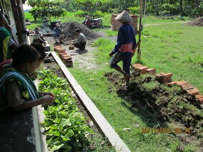 relationship between sanitation and environment