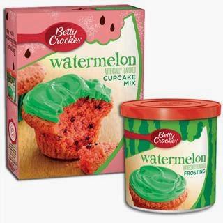 Watermelon Flavored Cake Recipe
