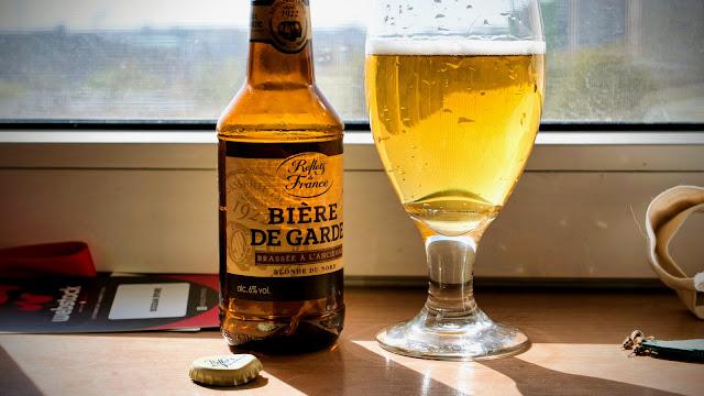 Recenzie: Reflets De France Biere de Garde Blonde du Nord