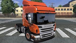 Scania P 2.0