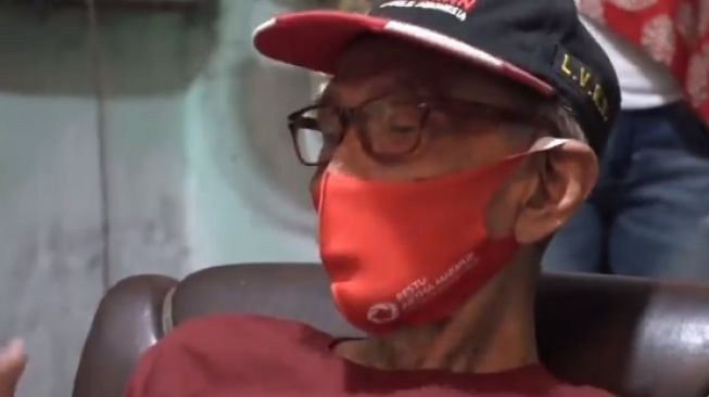 Sanjoto, Pengawal Soekarno sampai Gatot Soebroto, Kini Berjuang Demi Rumah