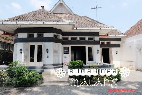 Nostalgia di Rumah Opa, Malang