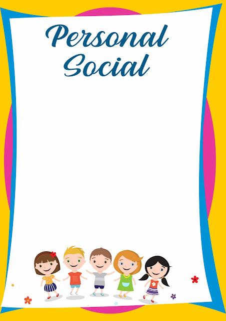 Carátula de personal social