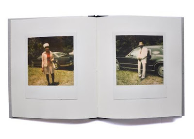 Polaroid Photo Book