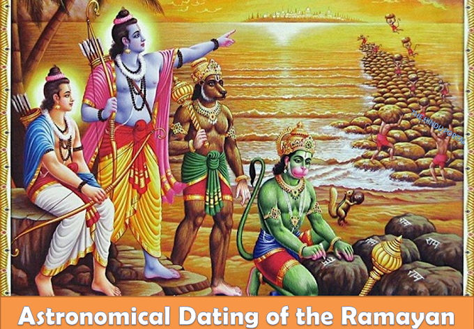 Ancient Astronomical Dating of the Ramayan