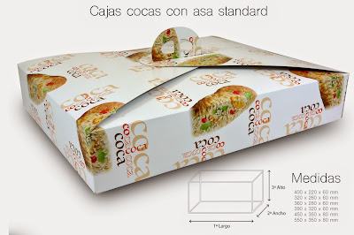 caja coca