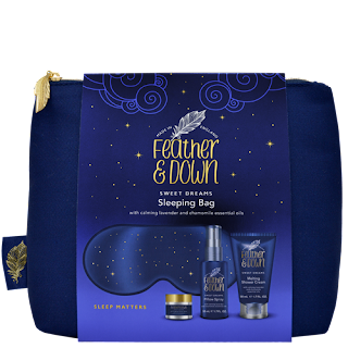 Feather & Down Sweet Dreams Bath, Body and Home fragrance #review