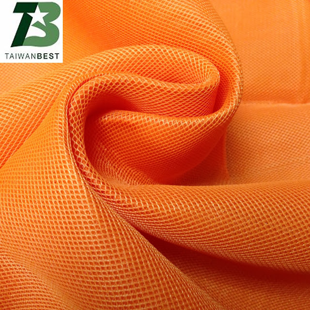 air mesh for sport shoes ORANGE 1