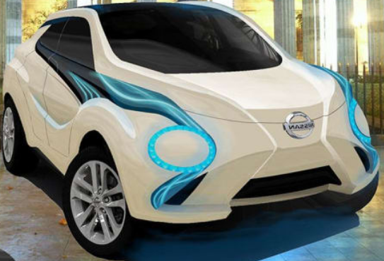 Seperti Inilah Wajah Masa Depan Nissan Juke