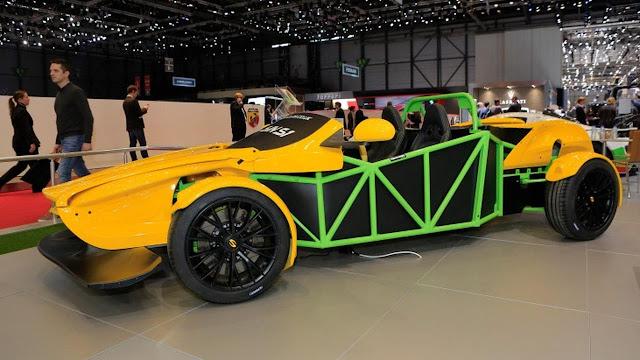 Mobil Terjelek di Geneva Motor Show 2018, Bagaimana Wujudnya?