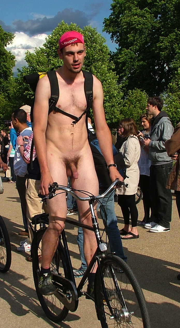 bike boy gay group naked