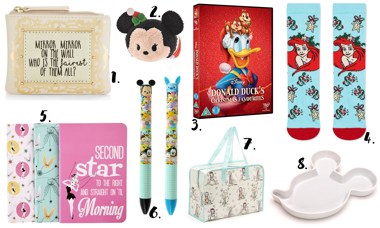 disney secret santa gift ideas under 5 merry christmas lovelies