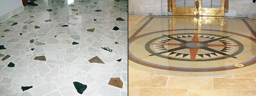 Anthony Marble Polishing - Stone floor polisher hire