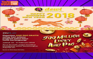Promo Ang Pao Tahun Baru Imblek Judi Live Poker QDewi.net