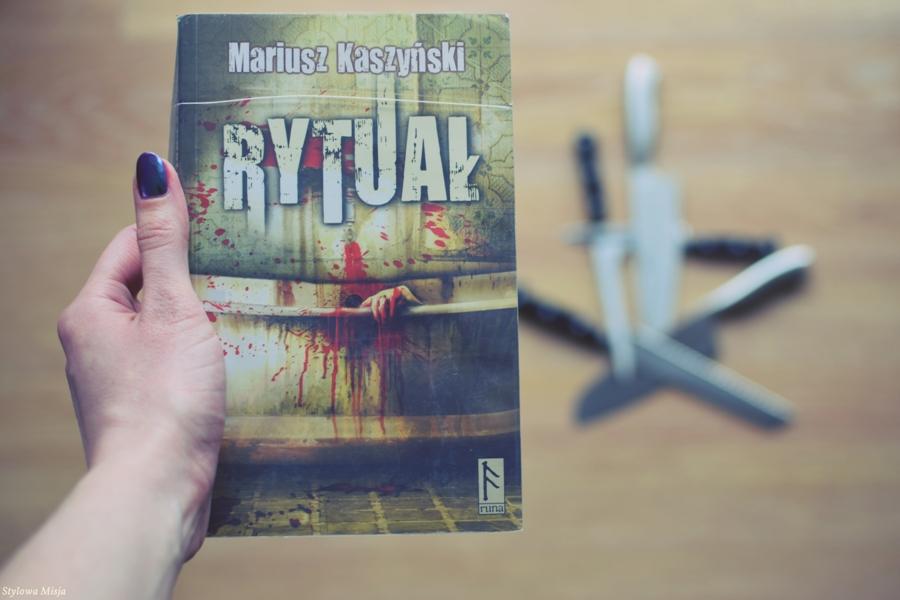 kryminał, książka, MariuszKaszyński, opowiadanie, recenzja, Runa,