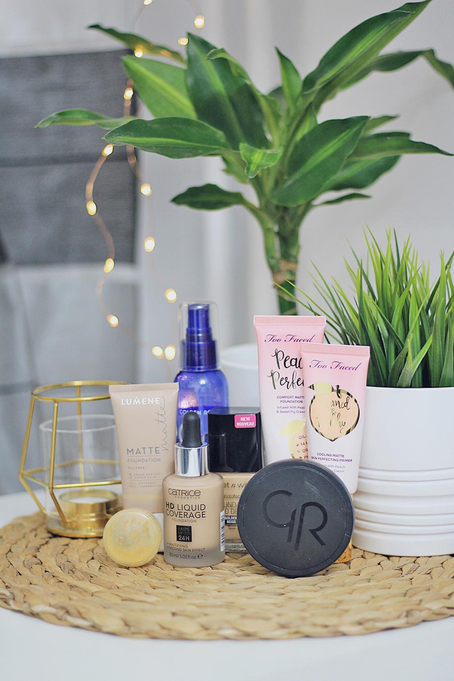 Ulubieńcy roku 2018   Kosmetyki do makijażu & akcesoria do paznokci
