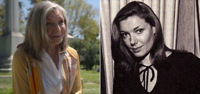 Na década de 1970, a atriz Susan Sullivan atuou na novela Another World, exibida na rede NBC