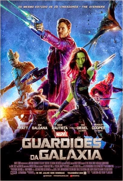 Guardiões da Galáxia Dublado