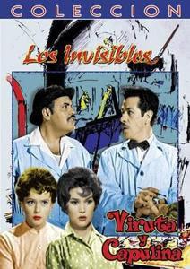 Viruta y Capulina: Los Invisibles – DVDRIP LATINO