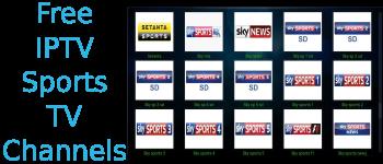 Sports IPTV M3U Playlist BeIN Arena Sky sports