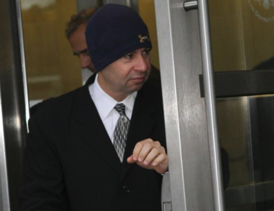 Sebastian Saracino testified against major Colombo crime family mobsters