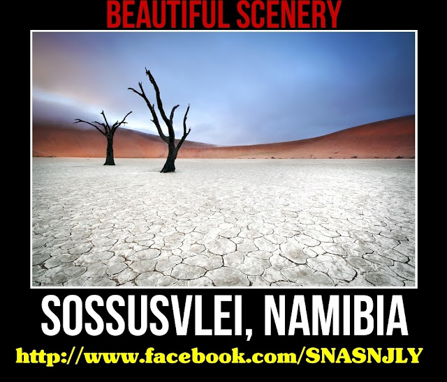 Sossusvlei, Nambia,Beautiful scenery