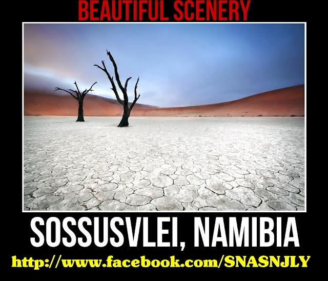 Sossusvlei, Nambia,Beautiful scenery