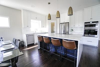 jasa pembuatan kitchen set bekasi