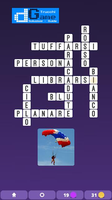 Soluzioni One Clue Crossword livello 10 schemi 5 (Cruciverba illustrato)  | Parole e foto