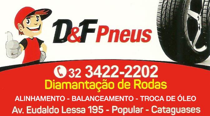 D&F Pneus Cataguases