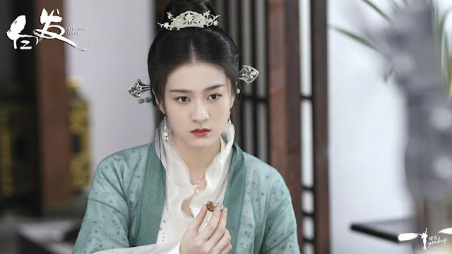 Princess Silver cdrama Sophie Zhang Xueying