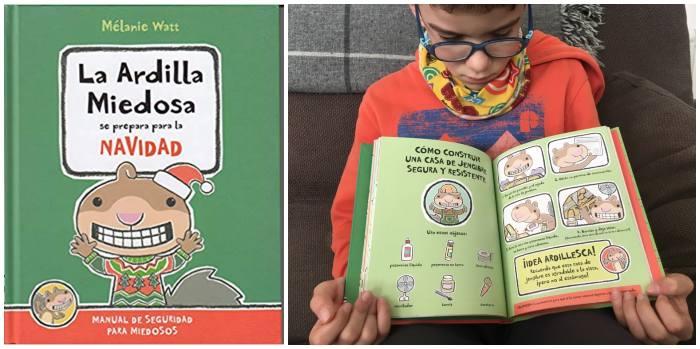 mejores cuentos libros infantiles de 5 a 8 años La ardilla miedosa