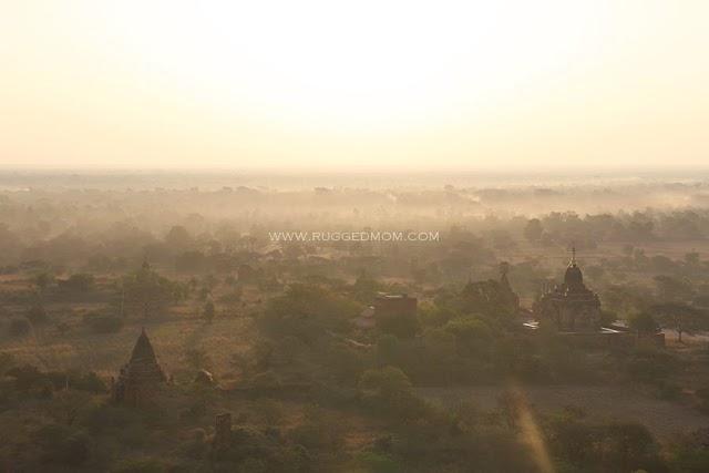 8D 7N in Marvelous Myanmar | Menjelajah kota purba Bagan