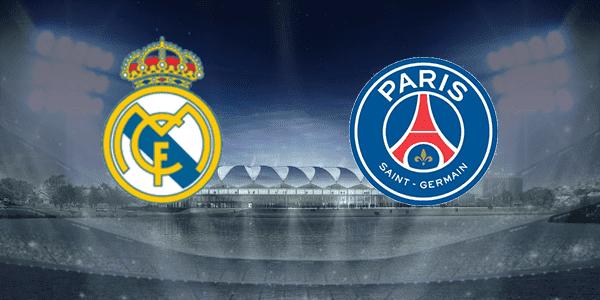مباراة باريس سان جيرمان وريال مدريد بتاريخ 18-09-2019 دوري أبطال أوروبا